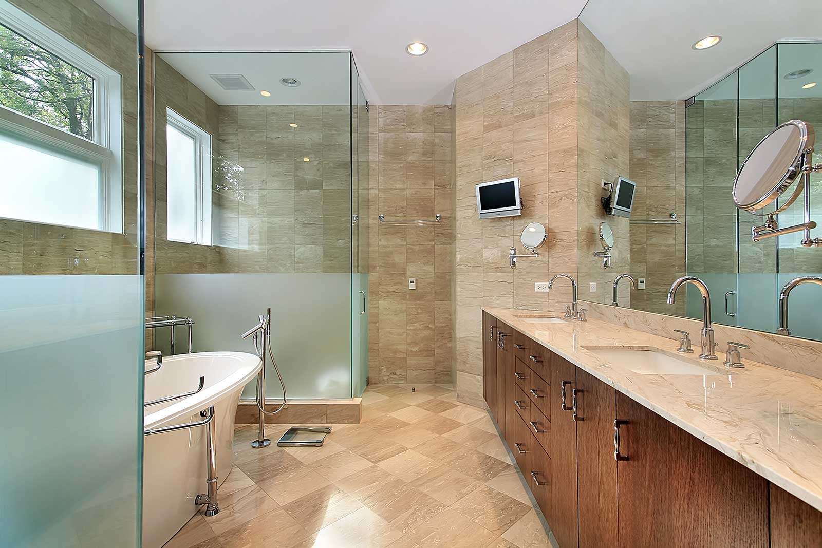 Glass Shower Doors Frameless - Shower Doors Near Me by Shower Doors of Charlotte NC
